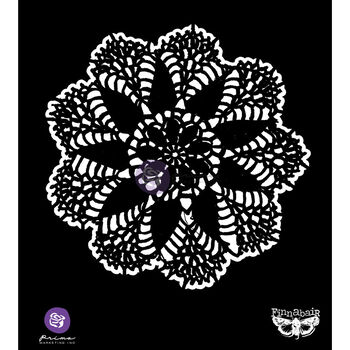Prima Marketing Elementals Stencil Doily #3