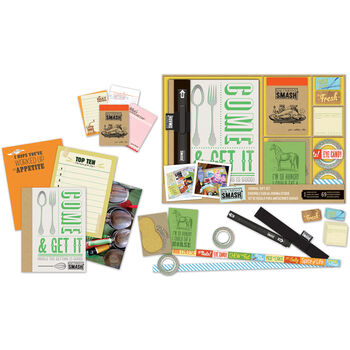 K & Company Smash Folio Gift Set Tasty