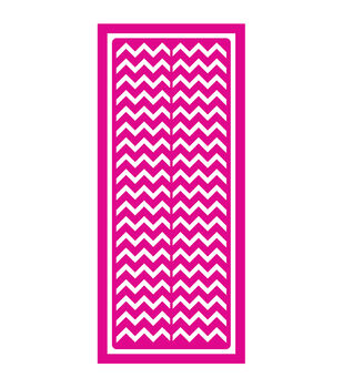 Mod Podge Peel & Stick Stencil-Chevron