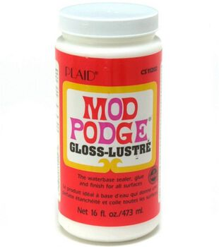 Mod Podge Lustre-16oz/Gloss