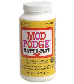 Plaid Modge Podge-16 oz./Matte