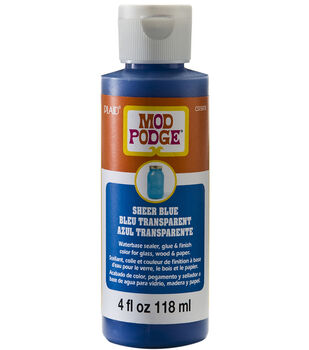 Mod Podge Sheer Color 4oz