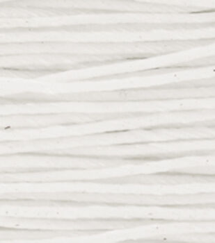 Silver Creek Leather Co. Waxed Thread 25 yards-White