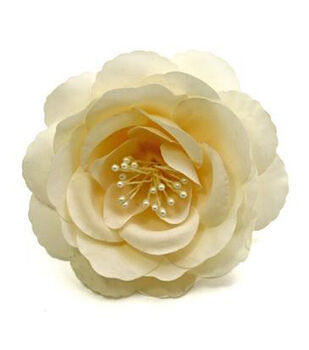 Lb Single Cream Blossom
