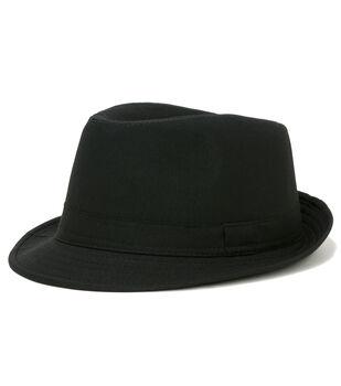 Laliberi Black Fedora Hat