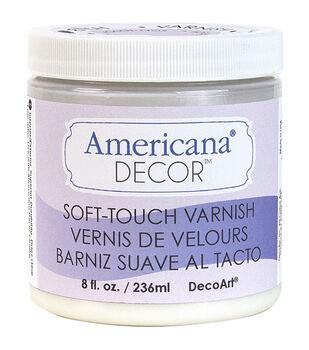 Decoart Clear - Soft Touch Varnish 8oz