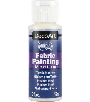 Americana Fabric Paint Medium