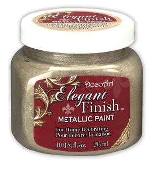 10 oz Elegant Finish Metallic Paint