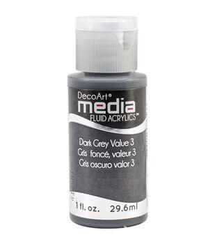 Media Fluid Acrylic 1oz (Series 5)