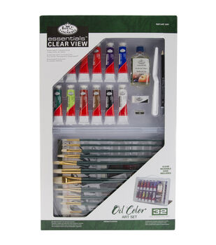 Clearview Large Oil Painting Art Set-