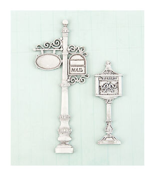 Prima Marketing Mailboxes Shabby Chic Treasures