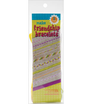 Make Friendship Bracelets Kit-Makes 9