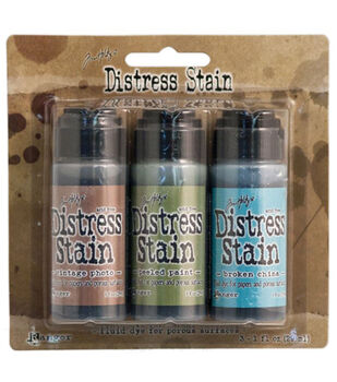 Ranger Distress Stain Roadhouse Dye Ink