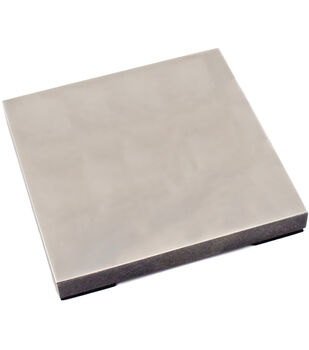 "Steel Block Large 4""X4""-"