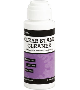 Ranger 2 oz. Inkssentials Clear Stamp Cleaner