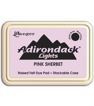 Adirondack Dye Ink Stamp Pads Lights