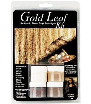 Gold Leaf Starter Kit