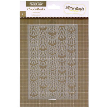 Studio Calico Mister Huey's Masks Sheets 4''x6''