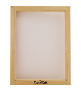 Speedball Art Products 110 Monofilament Screen 10''x14''