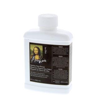Mona Lisa Odorless Thinner-8 oz.