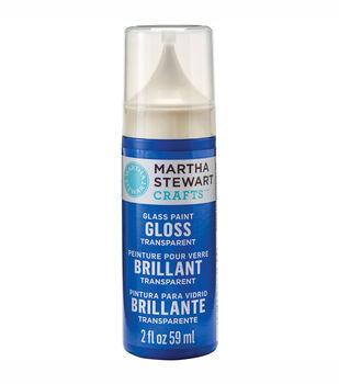 Martha Stewart Crafts Gloss Transparent Glass Paint