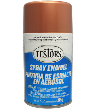 Testors® CreateFX Enamel Spray Paint, 3oz
