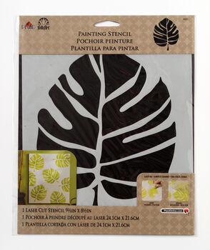 FolkArt ® Painting Stencils - Large - Large Leaf