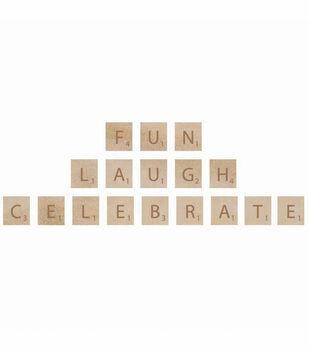 Kaisercraft Wooden Letter Words Fun