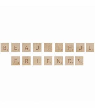 Kaisercraft Wooden Letter Words Beautiful