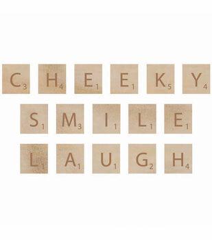 Kaisercraft Wooden Letter Words Cheeky