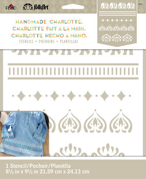 FolkArt ® Handmade Charlotte™ Stencils - Alibaba