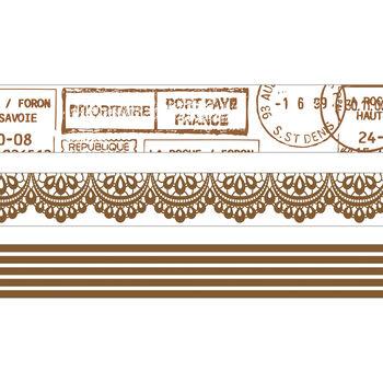 Kaisercraft Printed Tape Timeless