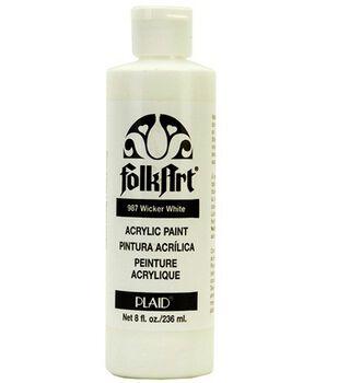 FolkArt® Acrylic Paint-White
