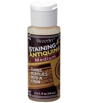 Staining/Antiquing Medium-2 Ounce