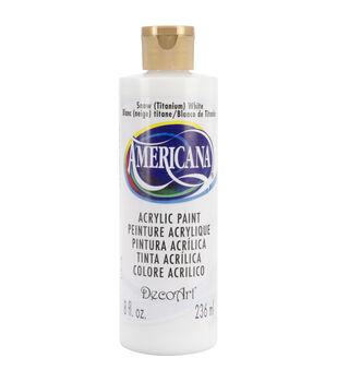 DecoArt Americana Acrylic Paint 8oz
