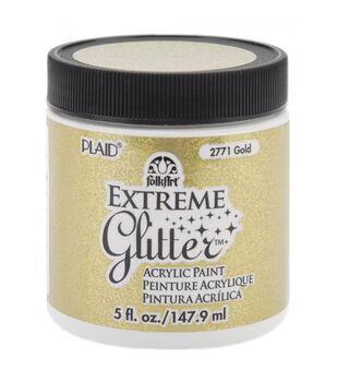 FolkArt Extreme Glitter Paint-5oz