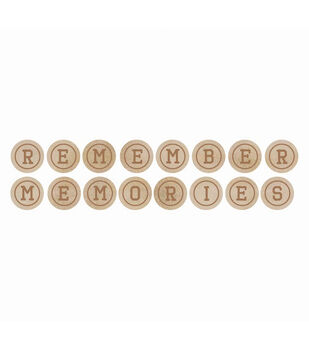 Wooden Letters-Cherish Words: Love, Adore, Cherish