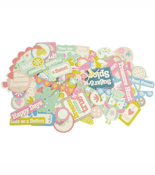 Kaisercraft Suga Pop Collectables Cardstock Die-Cuts