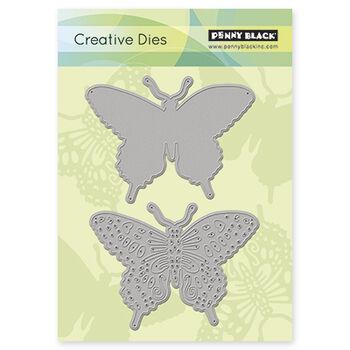 Penny Black Creative Dies Delicate Wings