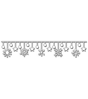 Penny Black  Creative Dies-Snow Drops