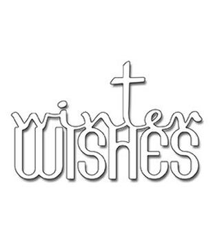 Penny Black  Creative Dies-Winter Wishes