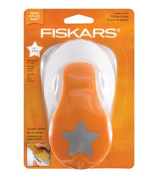 Fiskars X-Large Lever Punch-2'' Star