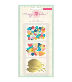 Styleboard Mixed Confetti-Dots, Butterflies & Leaves