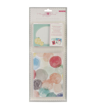 "Styleboard Journaling Cards 20/Pkg-(12) 3""X4"" & (8) 4""X6"""