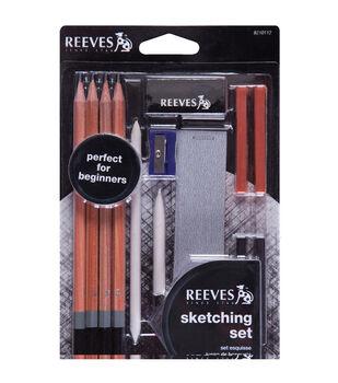 Artist 13 Piece Sketching Set-