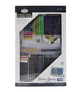 Clearview Large Drawing/Sketching Art Set-
