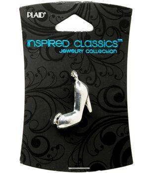 Plaid Inspired Classic Charm 1/Pkg-Shoe