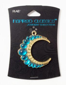 Blue Jewels Crescent