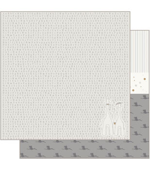 Ruby Rock-It Empire Bebe Foundation 4 Double-Sided Cardstock