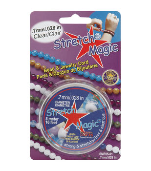 Stretch Magic .7mm Bead & Jewelry Cord-5 meters